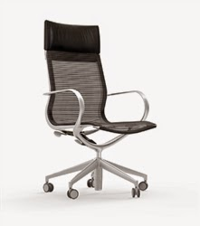 High Back Curva Chair