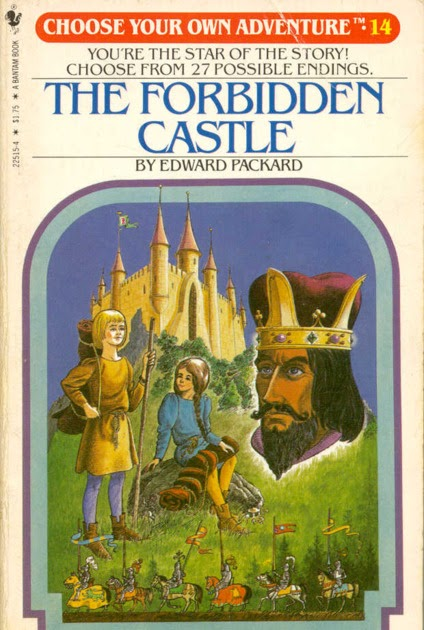 choose your own adventure books for adults