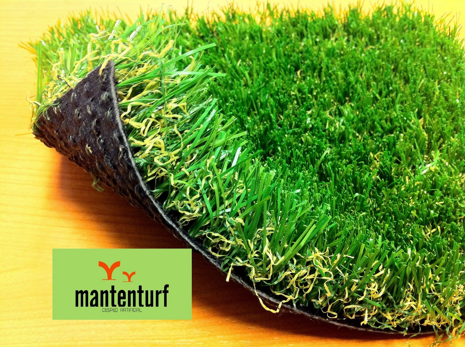 Mantenturf c sped artificial de uso ornamental atlanterra for Mejor cesped artificial calidad precio