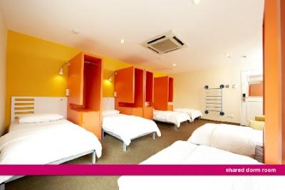 hostel murah di singapore, penginapan murah, wisata singapura, backpacker, dormitori hostel