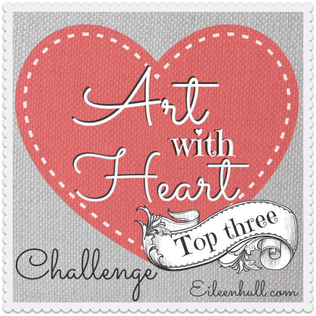 Art with Heart Challenge:April 2014