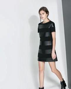 Tendencias 2014 en vestidos de noche: rayas