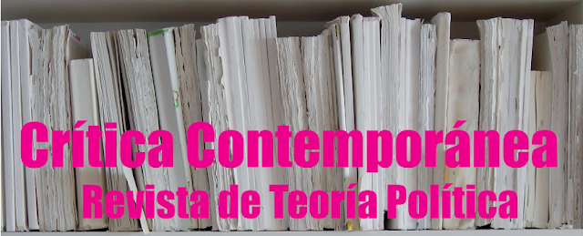 Crítica Contemporánea. Revista de Teoría Política