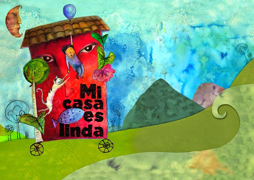 """CASA DE LA LITERATURA PERUANA Exposición """"Mi Casa es Linda"""""""