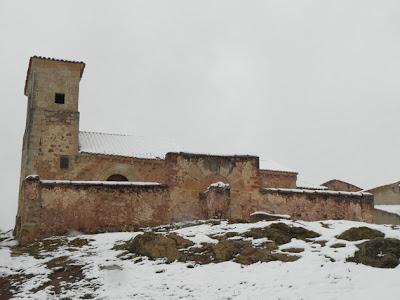 Teroleja - Iglesia nevada