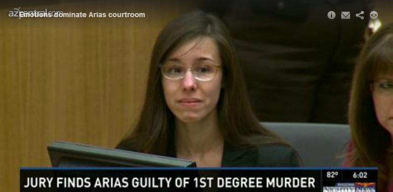 Family Jodi Arias Guilty Verdict