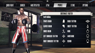 Real Boxing v1.3 for iPhone/iPad