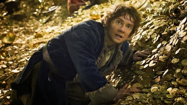 Bilbo v Osamělé hoře