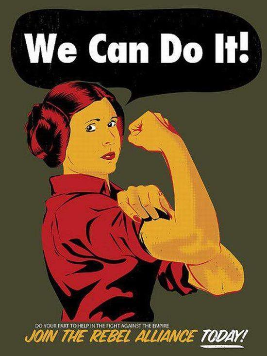 Historical Photos Star Wars Poster