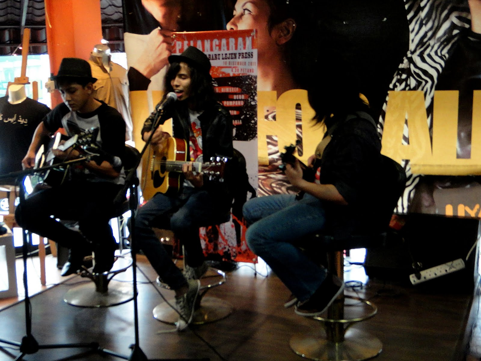 The Alif Band