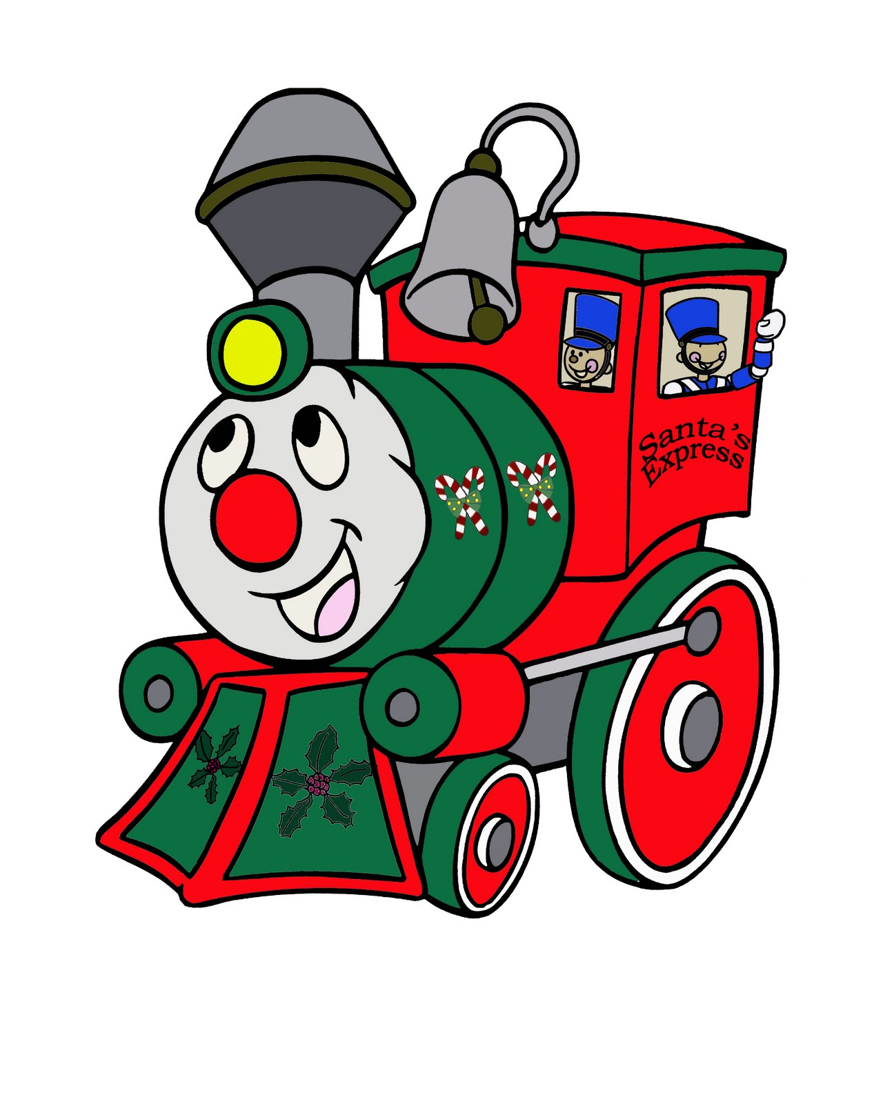 My Other Creative Side: My Happy Train