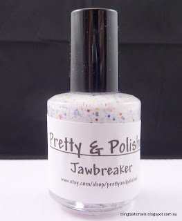 Pretty and Polished Jawbreaker