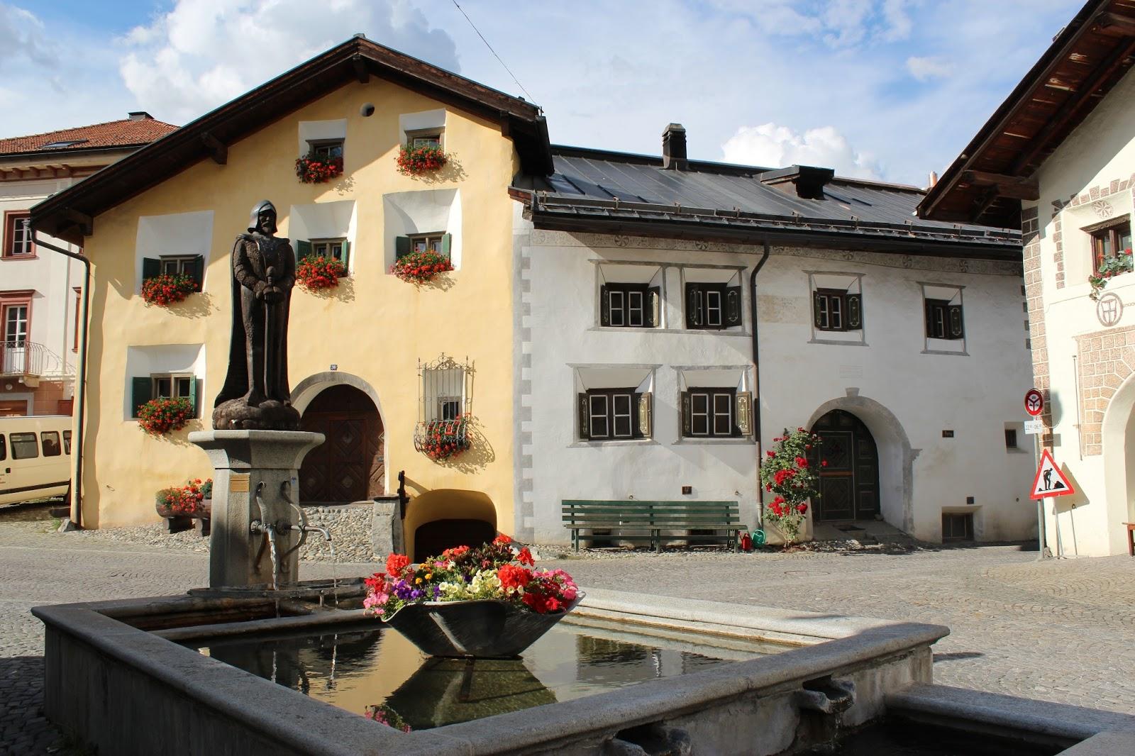 Скуоль, Швейцария