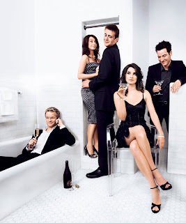 How i met your Mother potins peoples