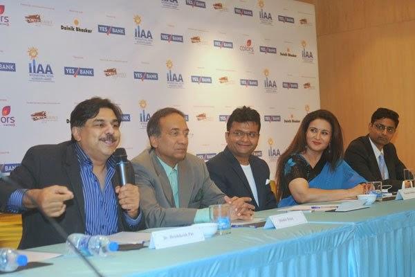 Poonam Dhilon at International Indian Achievers Awards