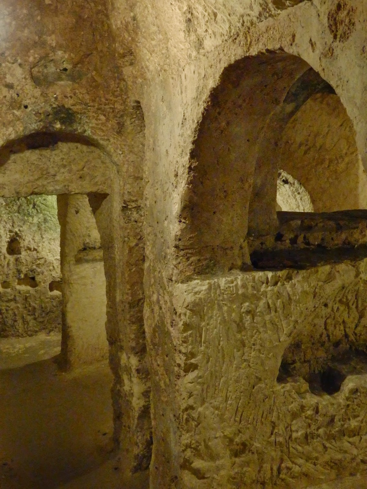 St Paul's Catacombs Rabat Malta