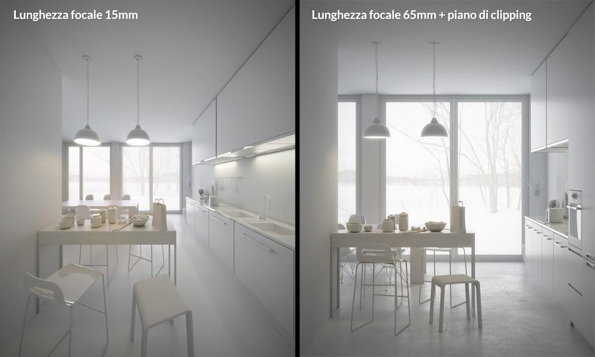 Migliorare le inquadrature in ambienti piccoli sfruttando for Piani artigiani per lotti stretti