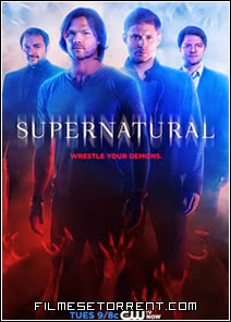 Supernatural 10 Temporada Torrent HDTV