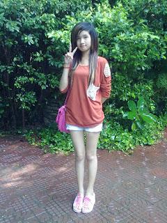 Youko Saki Lin Facebook Cute Girl Beautiful Photo Collection 5