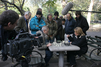"NatGeo ""My Brilliant Brain"" Chess Documentary"