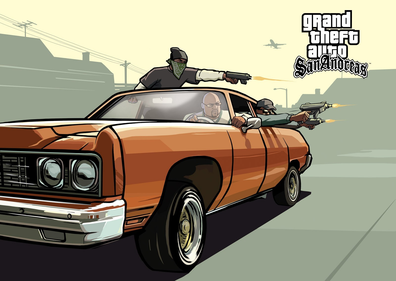 GTA San Andreas Cheats