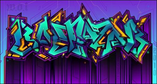 7 Situs Penyedia Graffiti Creator 3D Online