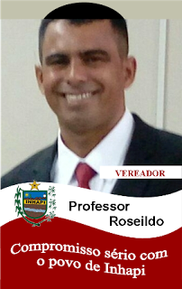 Vereador Professor Roseildo