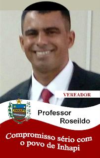 Vereador Professor Roseildo