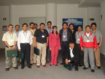 LIMA, PERÚ , VARIAS EMPRESAS ENERGÉTICAS(dic, 2006)