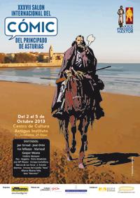 Desaparece el Salón Internacional del Cómic del Principado de Asturias