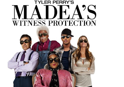 Watch Tyler Perry's Madea's Witness Protection Hollywood movie