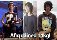 Program menambah berat badan