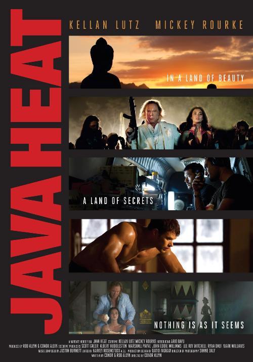 Sinopsis Film Java Heat