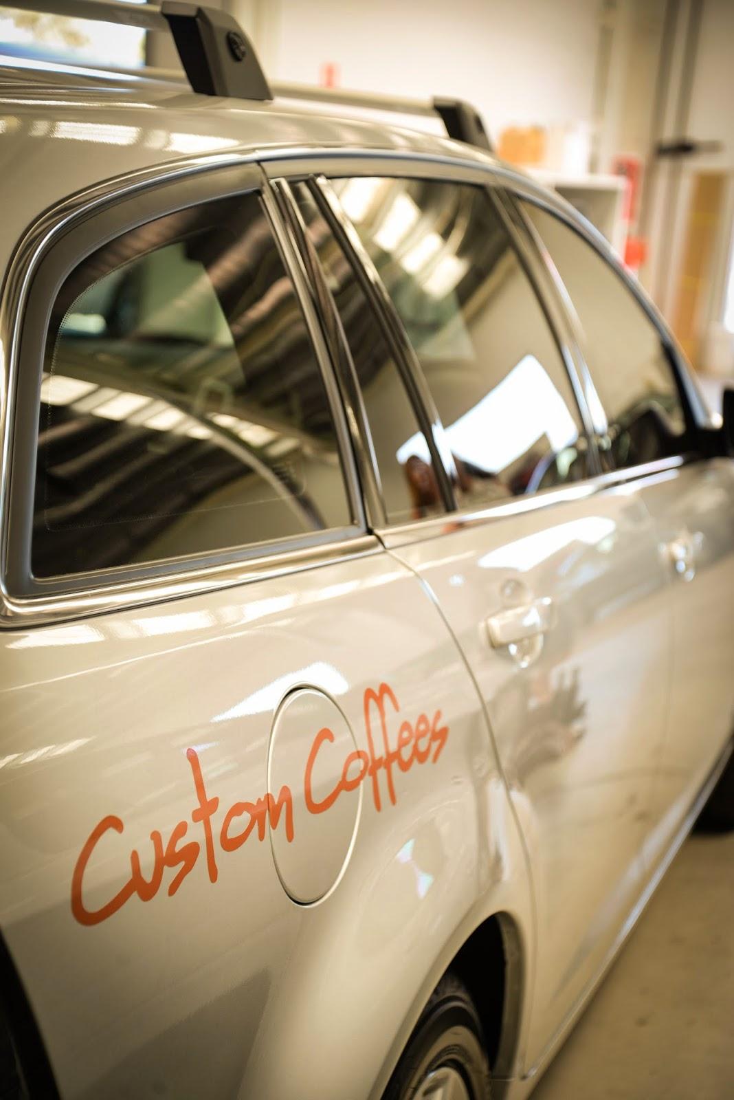 Grata espresso car