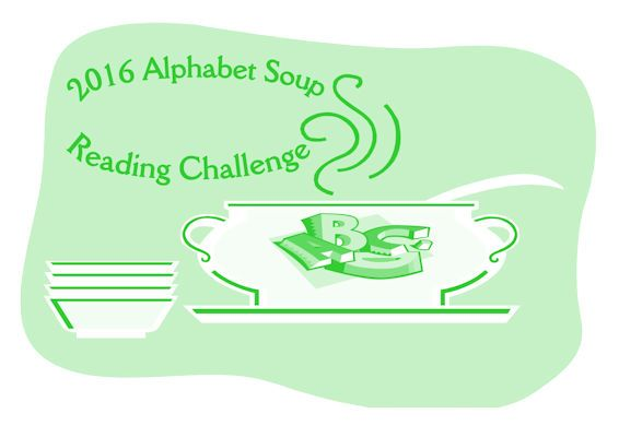 2016 Alphabet Soup Reading Challenge