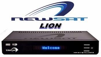 Resultado de imagem para newsat lion hd