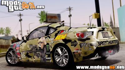 SA - Toyota GT86 (ZN6) 2012 PJ