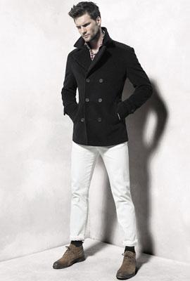 abrigos y chaquetas hombre