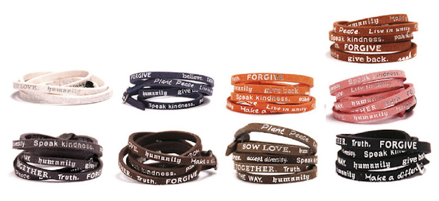 Good Works Eco Wrap Bracelet