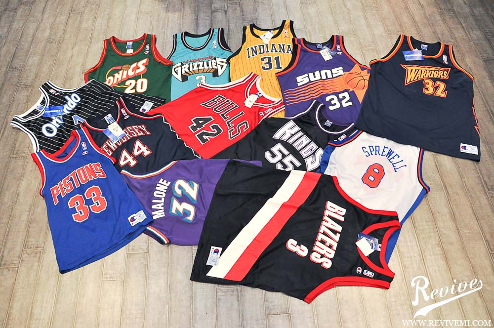 in the fresh new gear revive nba vintage jerseys