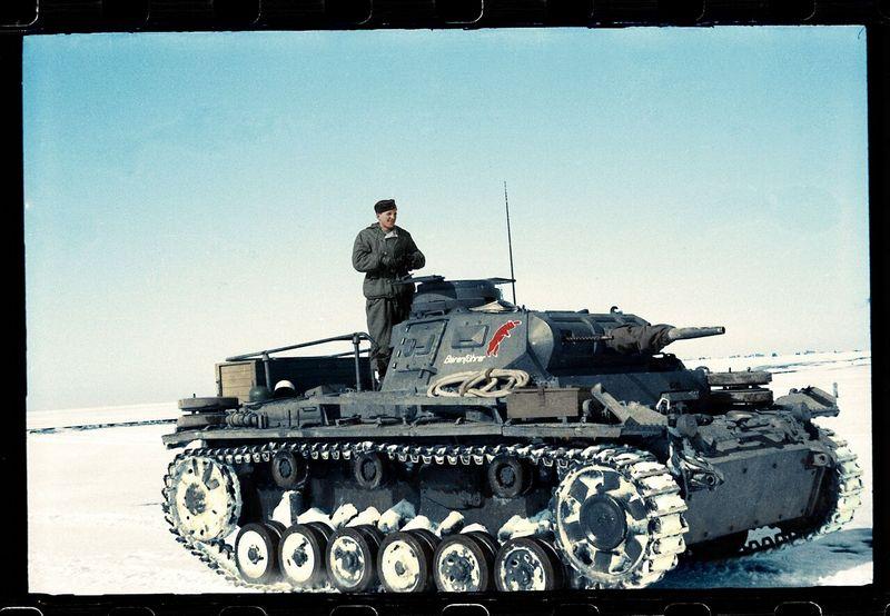 Abteilungsbefehlspanzer März 1943