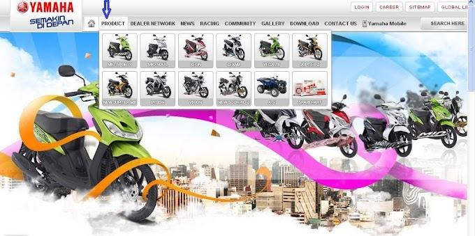 Tampilan Line Up Yamaha Semakin Menarik