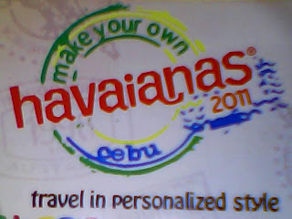 Make You Own Havaianas (MYOH) 2011 - Get Personalized with Havaianas