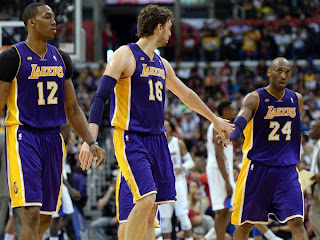 San Antonio Spurs routed LA Lakers, sweep, LA Lakers, Dwight Howard, Kobe Bryant
