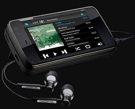 NOKIA N900 Harga Rp 2,900,000,-