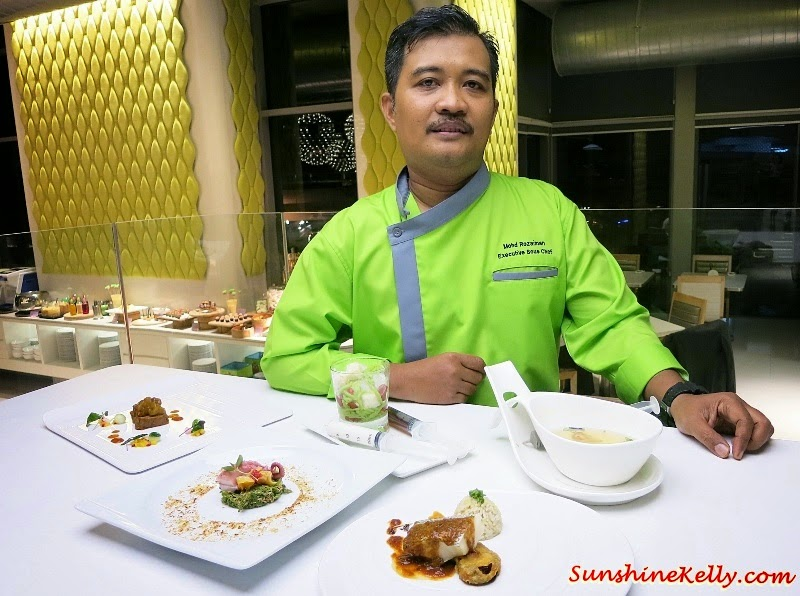 Nook Executive Sous Chef Rozaiman, MIGF 2014 Menu, Nook Aloft Kuala Lumpur Sentral Review, Nook KL Sentral, MIGF 2014