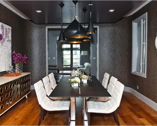 model kursi ruang makan