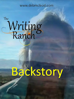 Deb McLeod The Writing Ranch Backstory