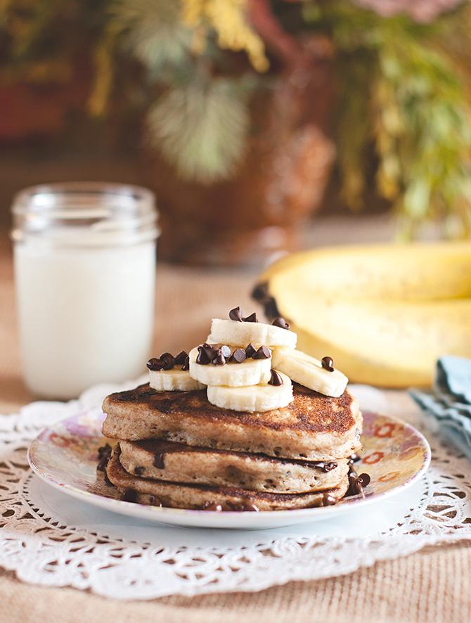 Whole Wheat Pancake and Waffle Master Mix