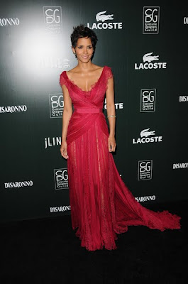 Halle Berry at the 13th Annual Costume Designers Guild Awards